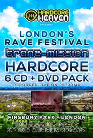Tranz-mission – 2016 – Hardcore Pack